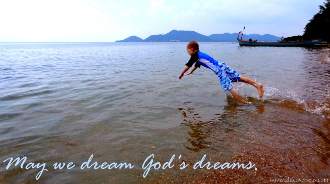 dream God's dreamsI